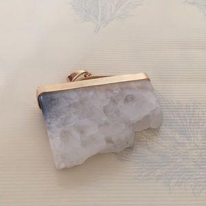 Jewelry - Natural Quartz Pendant-Chakra Healing